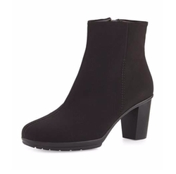 Rayna Waterproof Ankle Booties by Sesto Meucci in Billions
