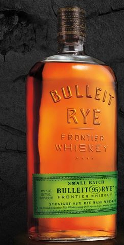 Frontier Whiskey by Bulleit Rye in That Awkward Moment