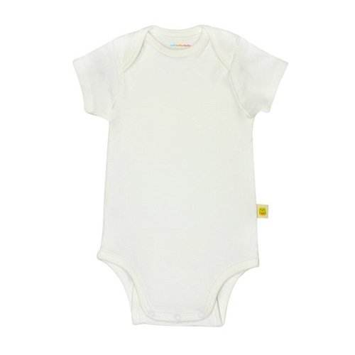 Organic Cotton Onesie by Cloth Bottom Baby in Her