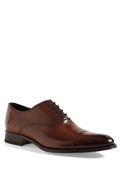 'Brandon' Cap Toe Oxford Shoes by To Boot New York in While We're Young