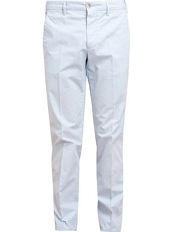 Soft Cotton Poplin Chino Pants by Browns in The Blacklist