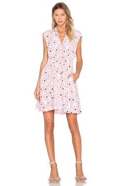 Hollyhock Shirtdress by Kate Spade New York in Gilmore Girls: A Year in the Life