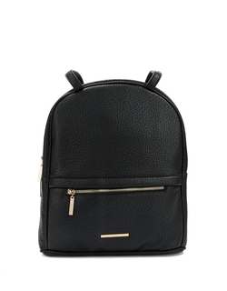 Faux Leather Convertible Backpack by Kensie in The Blacklist