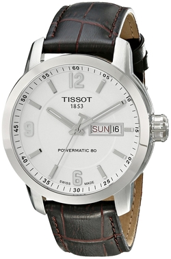 Stainless Steel Watch by Tissot in Life