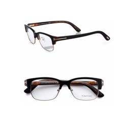5307 Clubmaster Optical Frames by Tom Ford Eyewear in Collateral Beauty
