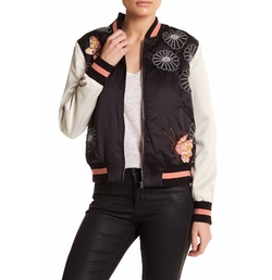 Butterfly Bomber Jacket by Max Studio in Marvel's Runaways