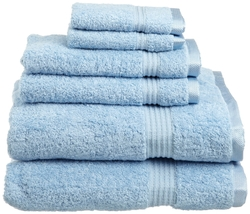Egyptian Cotton 6-Piece Towel Set by Superior in Dolphin Tale 2