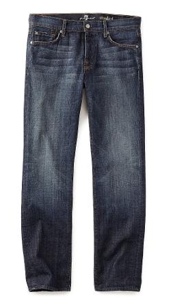 Standard Straight Leg Jeans by 7 For All Mankind in Project Almanac