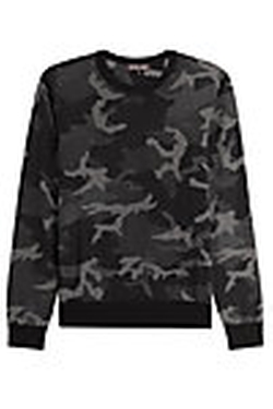 Printed Merino Wool Pullover by Michael Kors Collection in Master of None