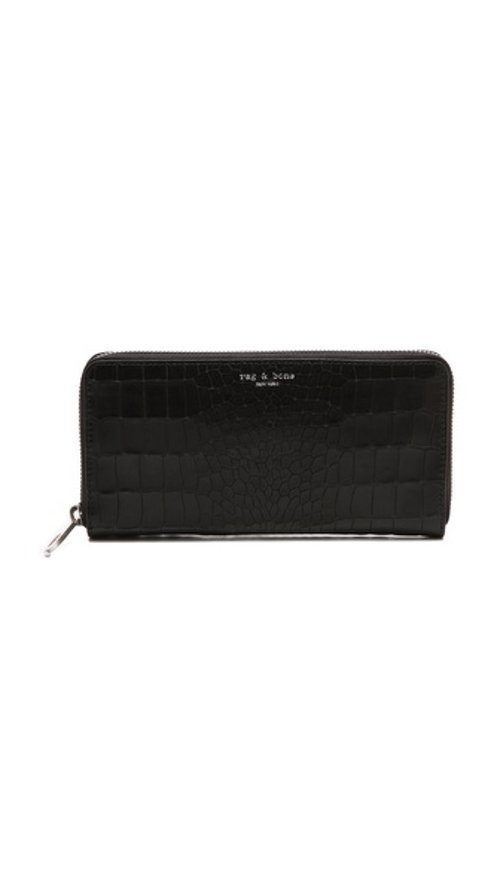 Crosby Continental Wallet by Rag & Bone in The Other Woman