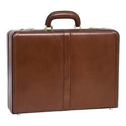 Harper Expandable Briefcase by Mcklein in Inherent Vice