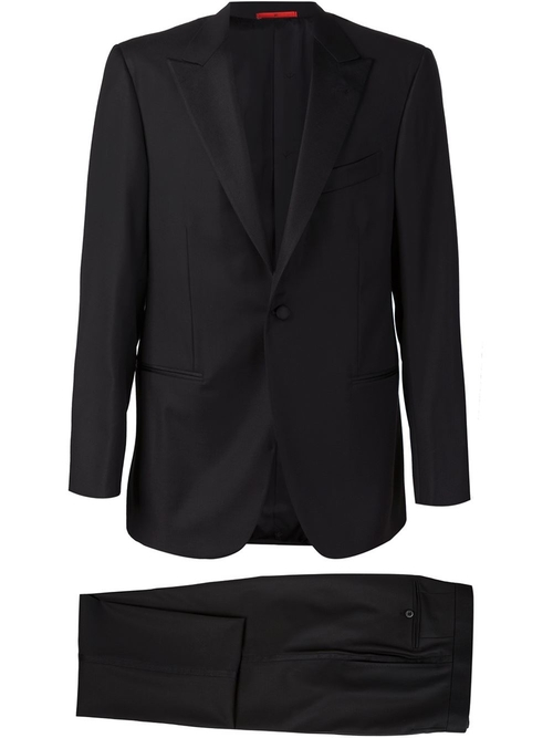 One Button Tuxedo by Isaia in The Mindy Project - Season 4 Episode 13