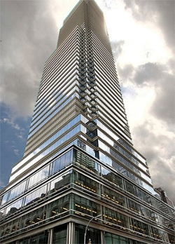 New York City, New York by One Beacon Court Condominium in Fantastic Four