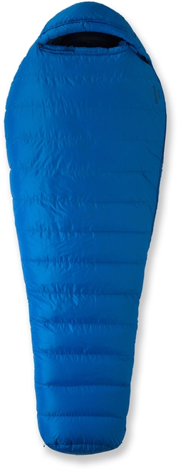 Helium Sleeping Bag by Marmot in A Walk in the Woods