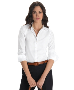 Non-Iron Classic Fit Dress Shirt by Brooks Brothers in Ride Along 2