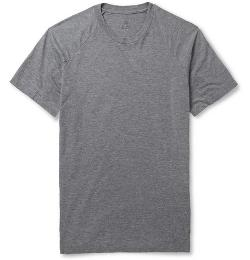 PIECED ZIP-POCKET JERSEY T-SHIRT by AETHER in Transformers: Age of Extinction