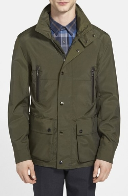 'Oxford' Field Jacket by Michael Kors in The D Train