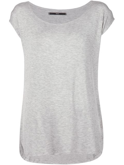 Scoop Neck T-Shirt by Fadeless in Paper Towns