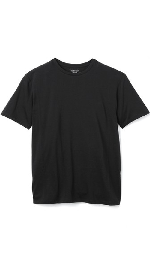 Crew Neck Tee Shirt by Vince in Poltergeist