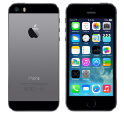 iPhone 5S by Apple in Ride Along