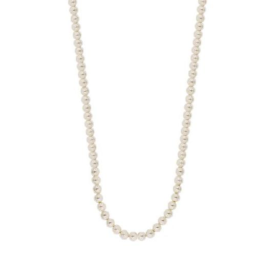 Round Pearl Endless Rope Necklace by Majorica in The Great Gatsby