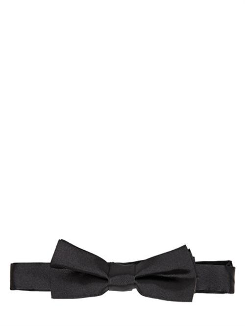 SMALL JACQUARD SILK BOW TIE by DSQUARED in Jersey Boys