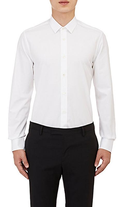 Poplin Shirt by Saint Laurent in Suits - Season 5 Episode 3