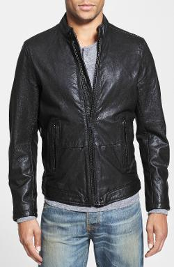 'l-thermal' Leather Jacket by Diesel in Hot Tub Time Machine 2