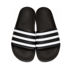 Adilette Slide Sandals by Adidas Originals in Keeping Up With The Kardashians