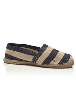 Striped Espadrilles by Cousu in Zoolander 2