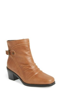 Veronica Leather Boots by David Tate in Wild