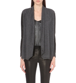 Wool And Cashmere-Blend Cardigan by The Kooples in Scandal