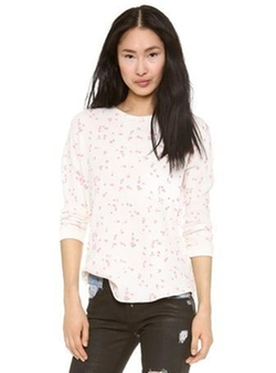 Floral Thermal Top by 6397 in Sisters