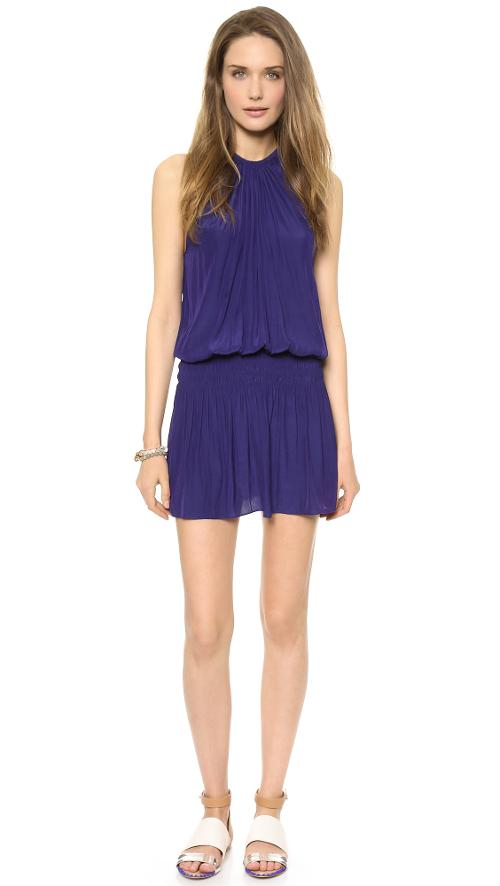 Paris Sleeveless Dress by Ramy Brook in The Other Woman