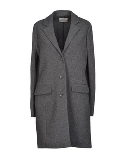 Single Breasted Lapel Collar Coat by Ballantyne in Atonement