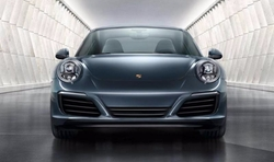 911 Carrera 4S Coupe by Porsche in War Dogs
