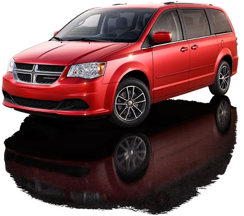 Grand Caravan SUV by Dodge in Poltergeist