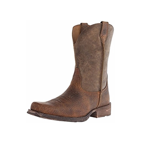 Rambler Western Cowboy Boots by Ariat in Lethal Weapon - Season 1 Episode 12