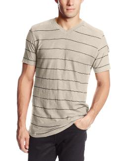 Men's Holt Striped V-Neck by Modern Culture in Dumb and Dumber To