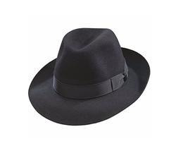 Classic Fedora Hat by Borsalino in The Blacklist