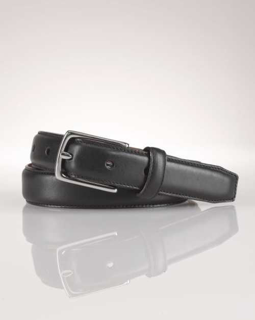 Calfskin Belt by Ralph Lauren in Before I Wake