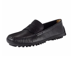 Grant Canoe Penny Loafers by Cole Haan in New Girl