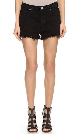 Tori Slouch Shorts by Hudson in Jem and the Holograms