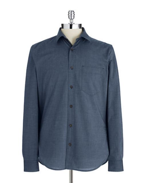 Long Sleeved Button Down by 7 For All Mankind in The Wolverine