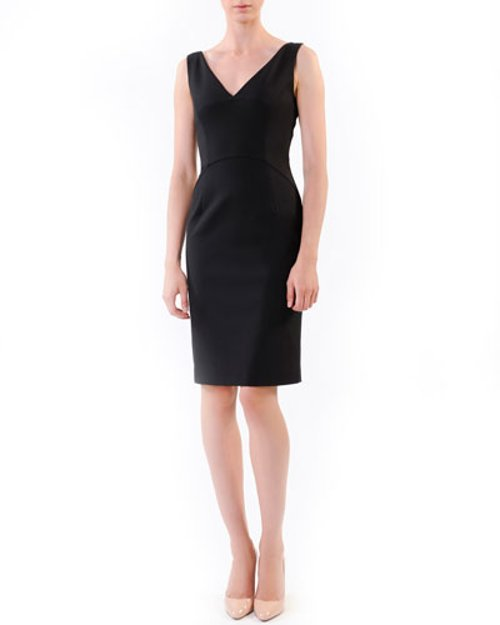 Sleeveless Sheath Dress by Mantu	 in Need for Speed