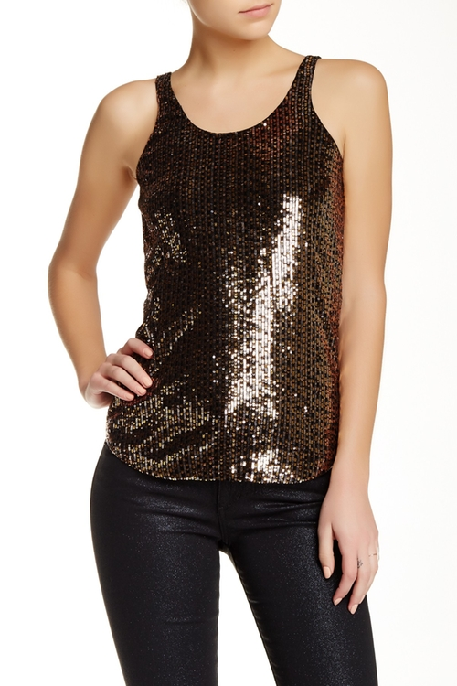 Nuit Tank Top by Joe's Jeans in Suicide Squad