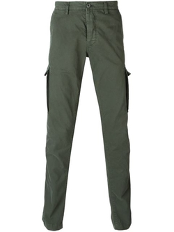 Cargo Trousers by Stone Island in Life