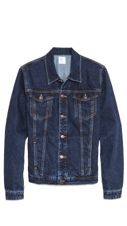 J.M-4 Jean Jacket by Jean Machine in If I Stay