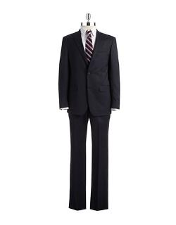 Two-Piece Checked Suit by Michael Kors in Lee Daniels' The Butler