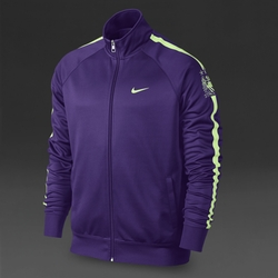 Man City Core Trainer Jacket by Nike in The Big Bang Theory